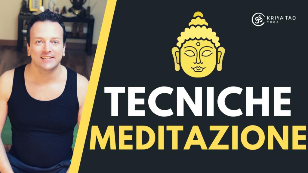 - Video - Tecniche di Meditazione